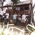 TUKANG perakit rumah kayu cv.rama jaya