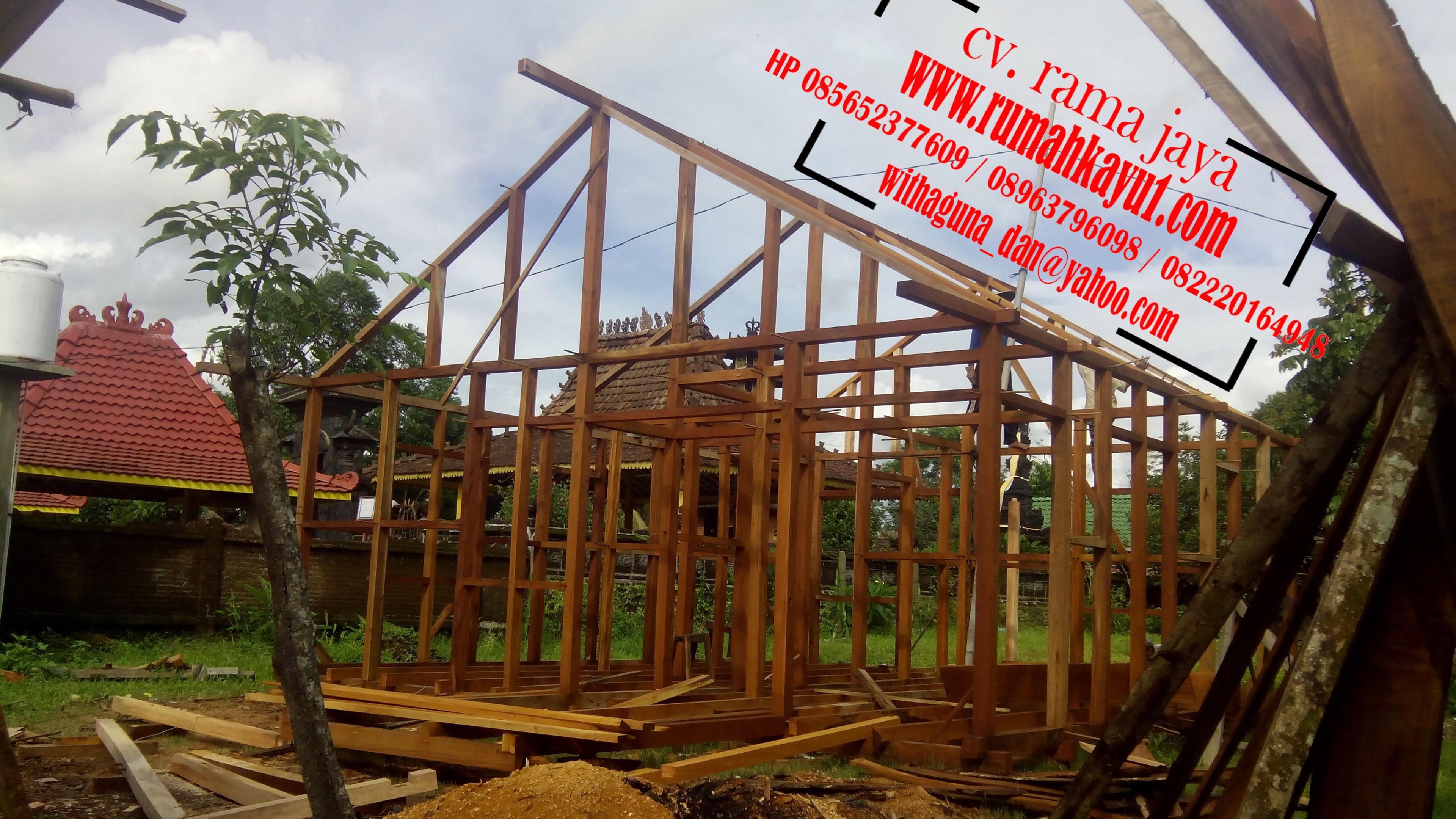 Pembuatan Rumah Kayu Minimalis Jual Rumah Kayu Rumah Kayu Murah