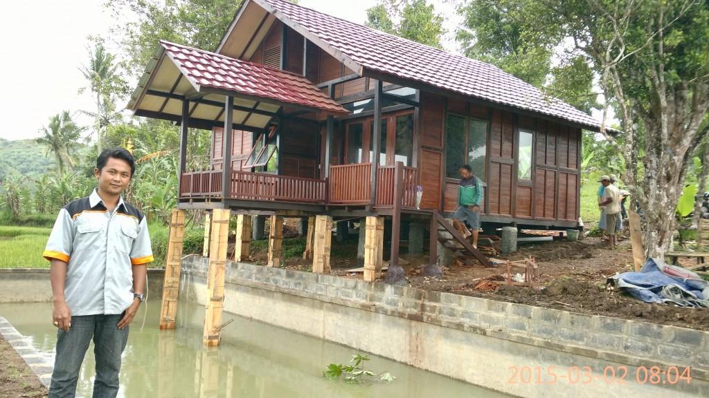 rumah kayu,rumah kayu murah,rumah kayu minimalis