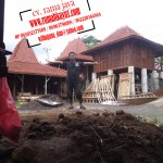 jual rumah kayu di bali