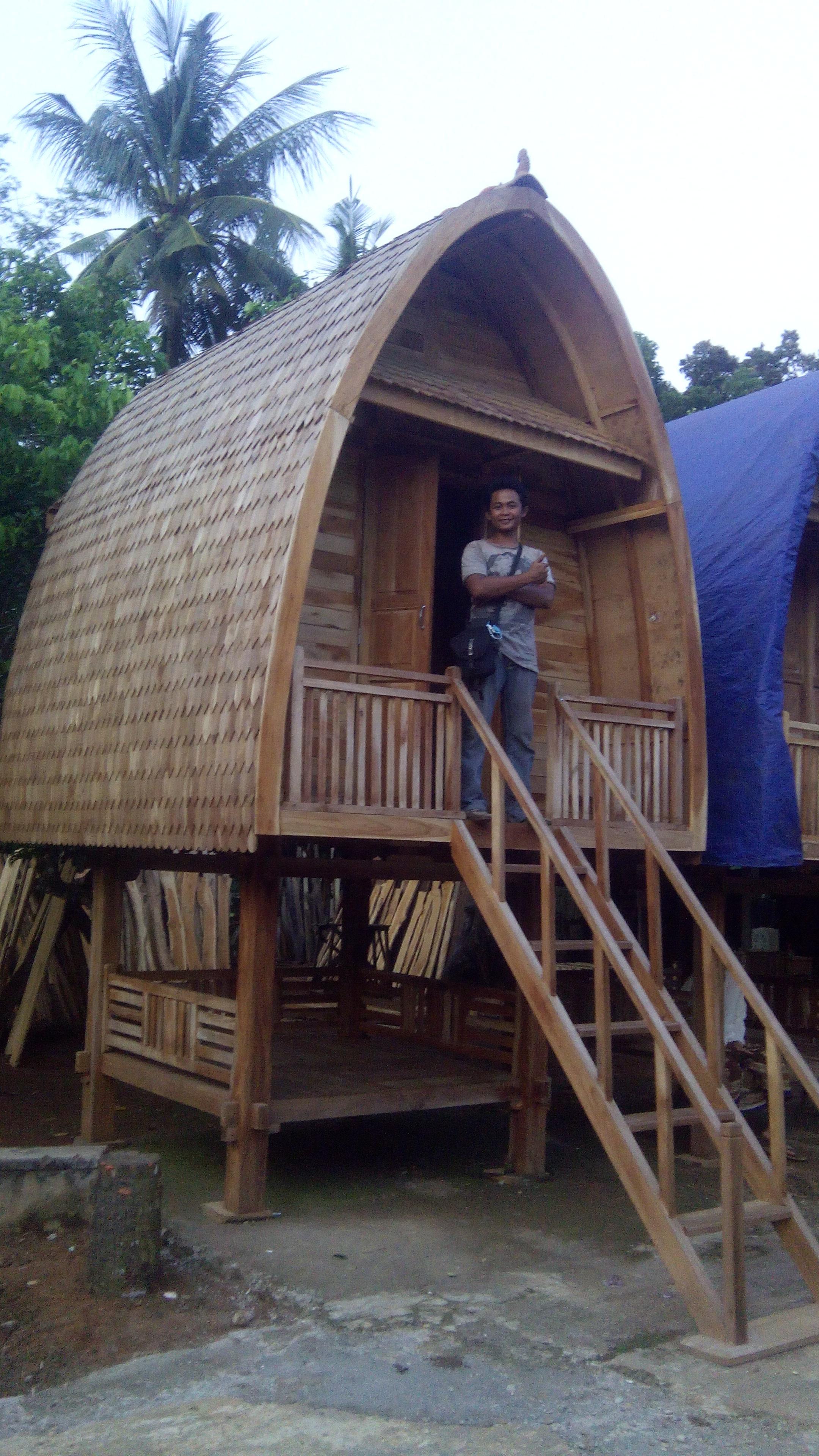 Jual Rumah Kayu Kecil Rumah Kayu Mini Rumah Kayu Murah