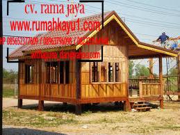 jual rumah kayu kecil di denpasar