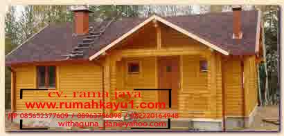 rumah kayu murah di bali