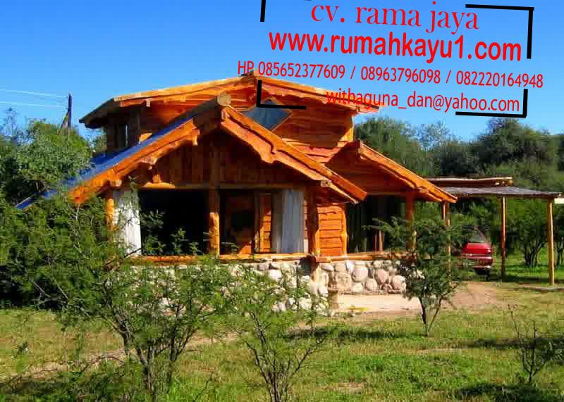 rumah kayu murah di jepara