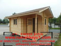 jual rumah kayu di kutai