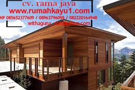jual rumah kayu di banjarmasin