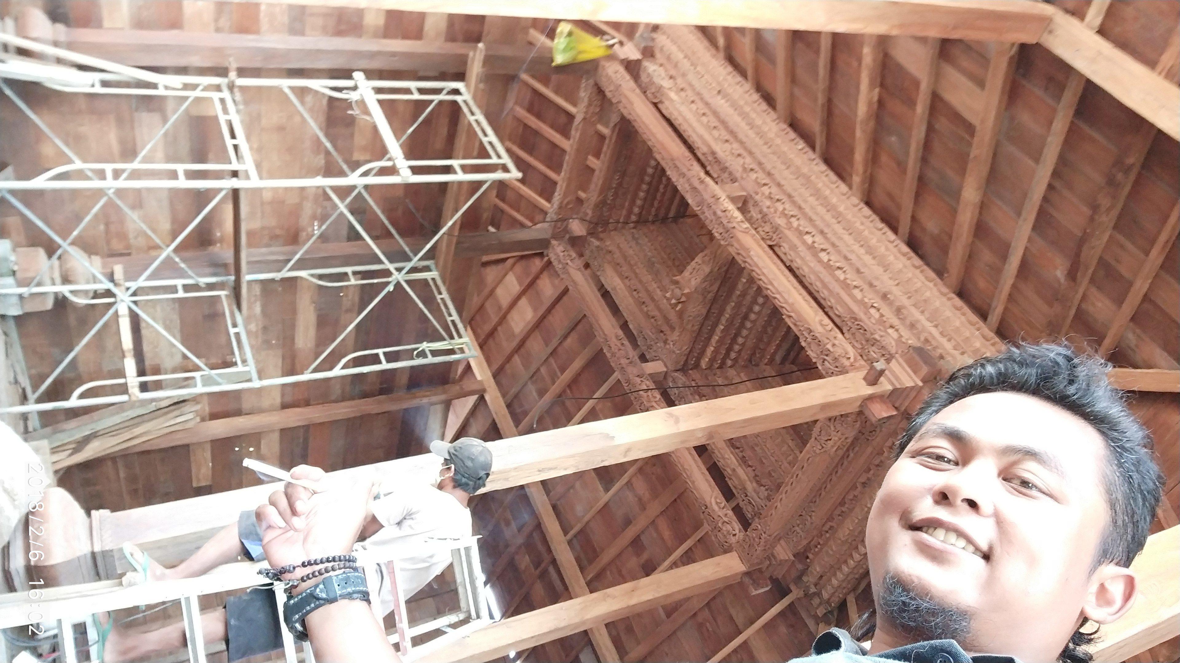 konstruksi rumah joglo, pembuat rumah joglo, jual rumah joglo