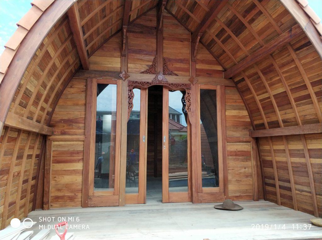 jual rumah kayu di ubud bali