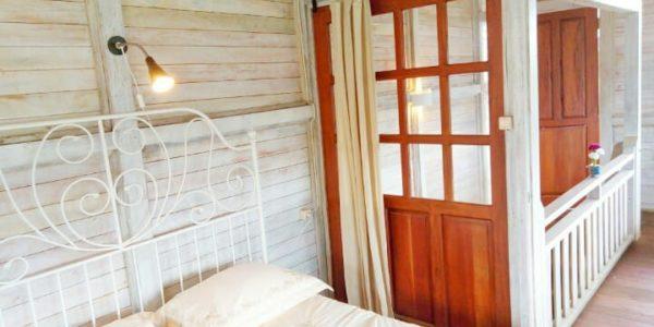 rumah kayu putih, jual rumah kayu murah
