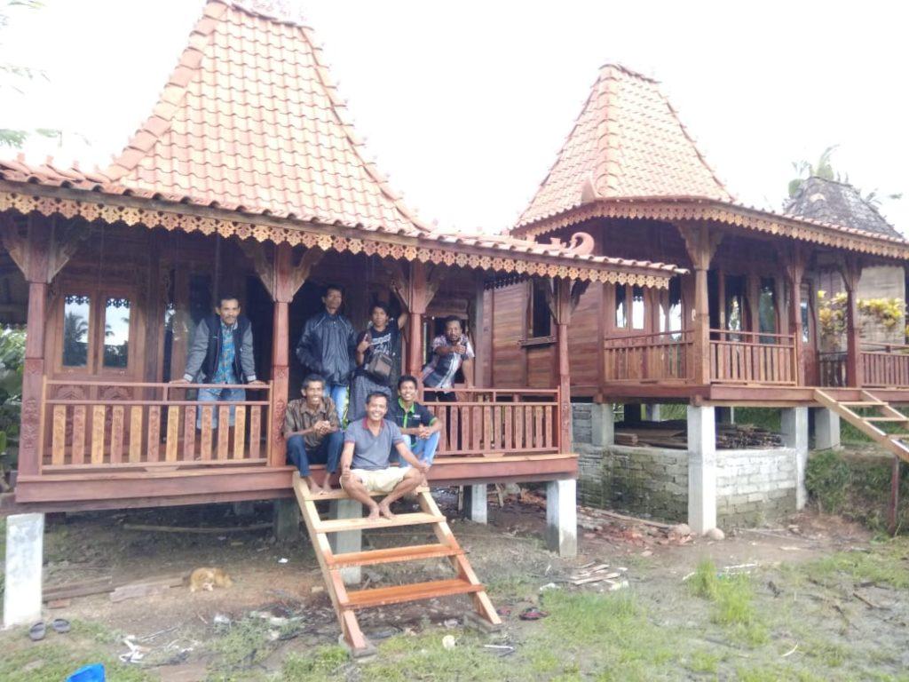 pembuat rumah kayu di denpasar bali