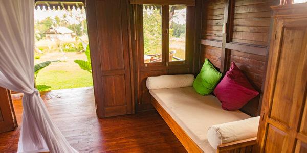 Desain Interior Rumah Panggung Minimalis  jual rumah kayu