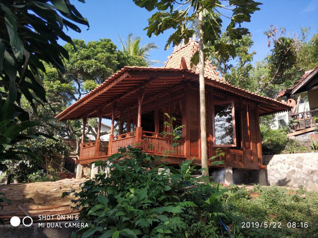 rumah kayu murah, rumah kayu mini, rumah kayu kecil, rumah kayu tahan gempa